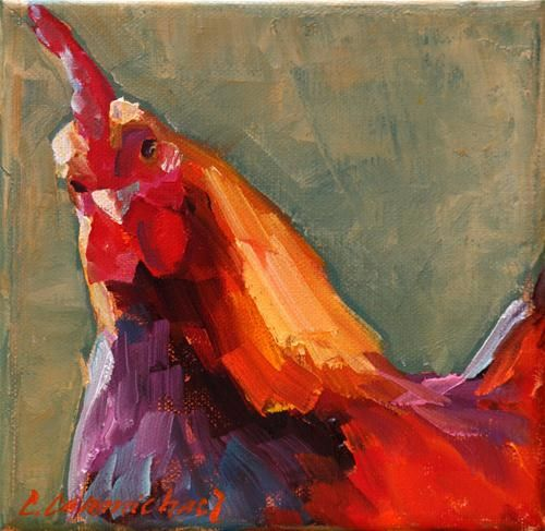 """"""""""" - Original Fine Art for Sale - © Carol Carmichael"""