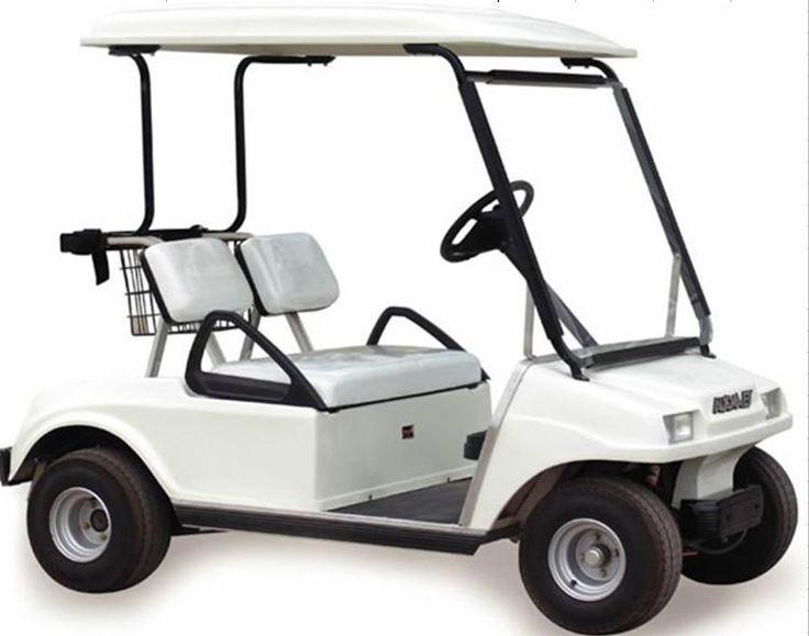drive a golf cart. CHECK :)