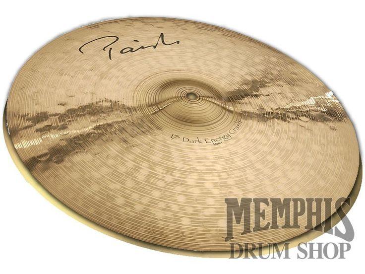 "Paiste 17"" Signature Steve Jordan Style Hi Hat Cymbals"