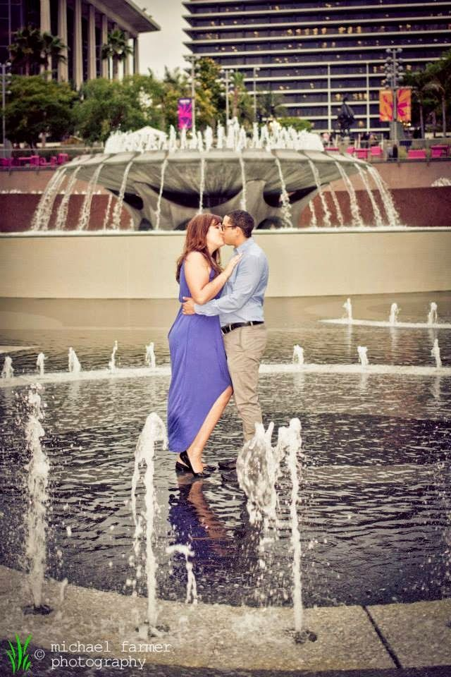 affordable wedding photographers in los angeles%0A downtown  engagement  los angeles  wedding photography