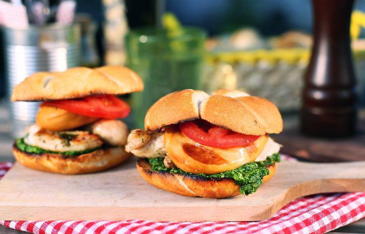 Életed legjobb csirkés sajtos grillszendvicse