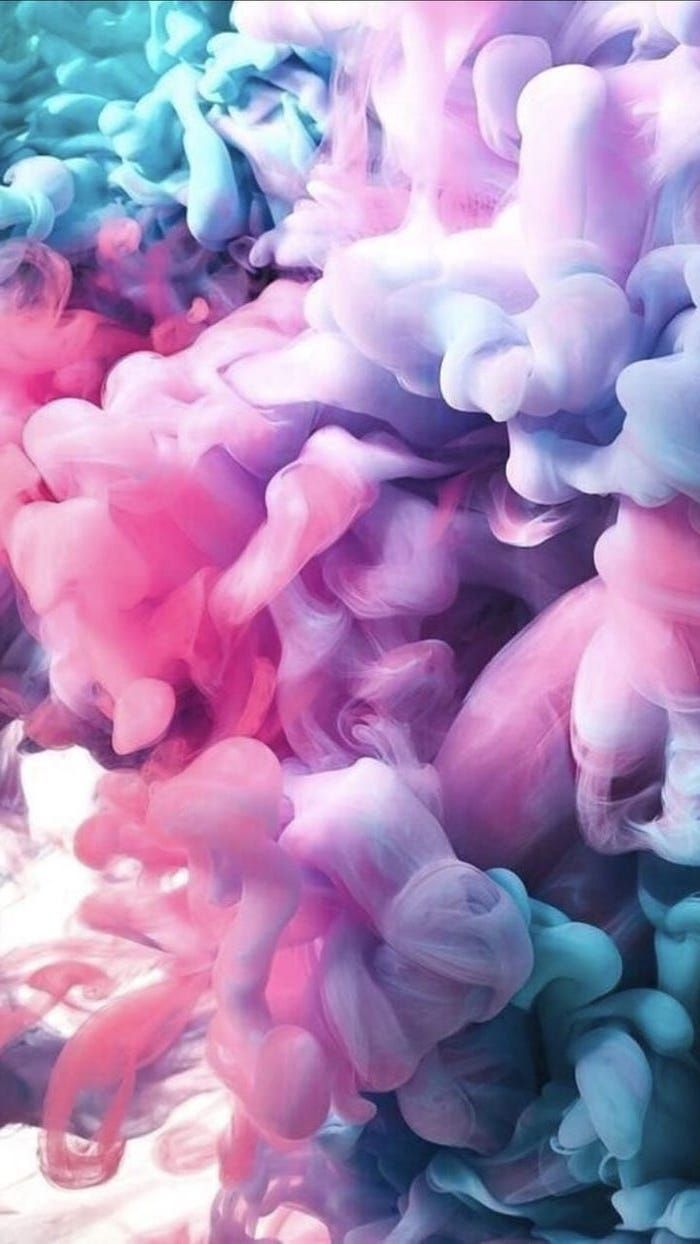 Cute Backgrounds Pink And Purple Blue And Turquoise Smoke Cute Backgrounds Smoke Wallpaper Cute Wallpaper For Phone