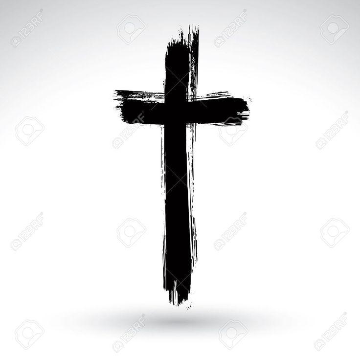 Afbeeldingsresultaat voor kruis tekening