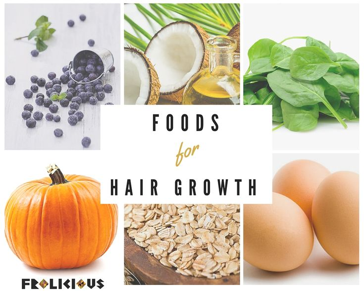 Are you eating the right foods for hair growth? Hair growth is tied to what you choose to eat. Read this and maximize your hair growth.