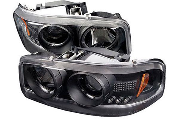 Spyder Headlights - Best Prices & Reviews on Spyder Projector & Crystal Halo Headlights