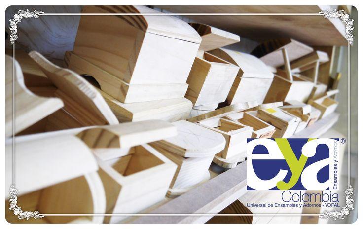 En Ensambles El Universo (Almacén Ensambles y Adornos Colombia en Yopal), encuentre muchos insumos de confección, bisutería. Decoración para navidad y fechas especiales, diseños en madera y cerámica. Dirección: Carrera 20 # 13 - 29, Yopal / Teléfono: (8) 634 86 66 - 634 90 56 #Insumos #Decoración #Accesorios #Navidad #Confección #Manualidades #EnsamblesyAdornos