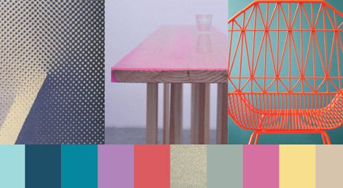 Color Trends Home Pale and Pastel