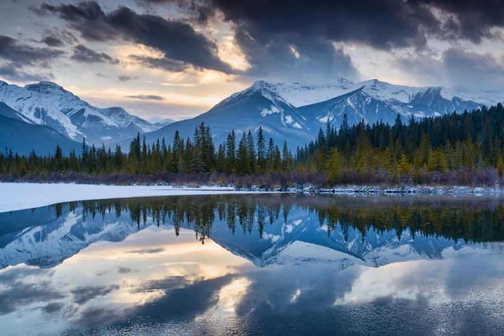Vermillion Reflection by Michael Blanchette on 500px