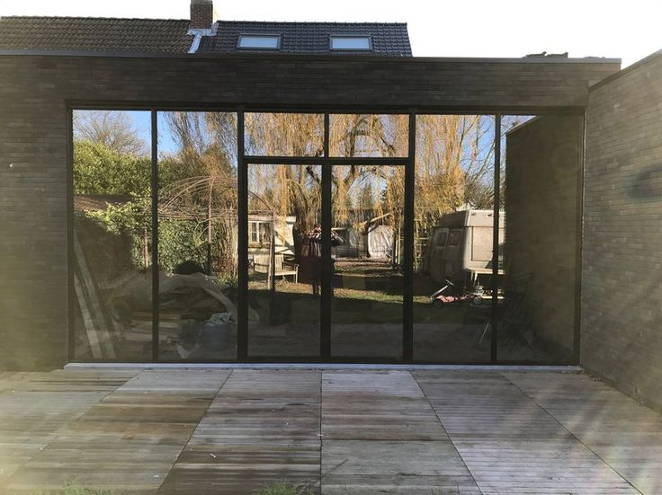 Prijzen aluminium ramen Antwerpen | Meulders