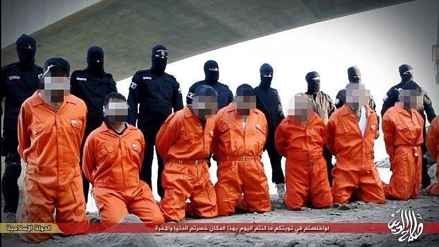 Gossip Nigeria News.: Father Shoots Dead Seven ISIS Militants in Revenge for Son Who Was Executed