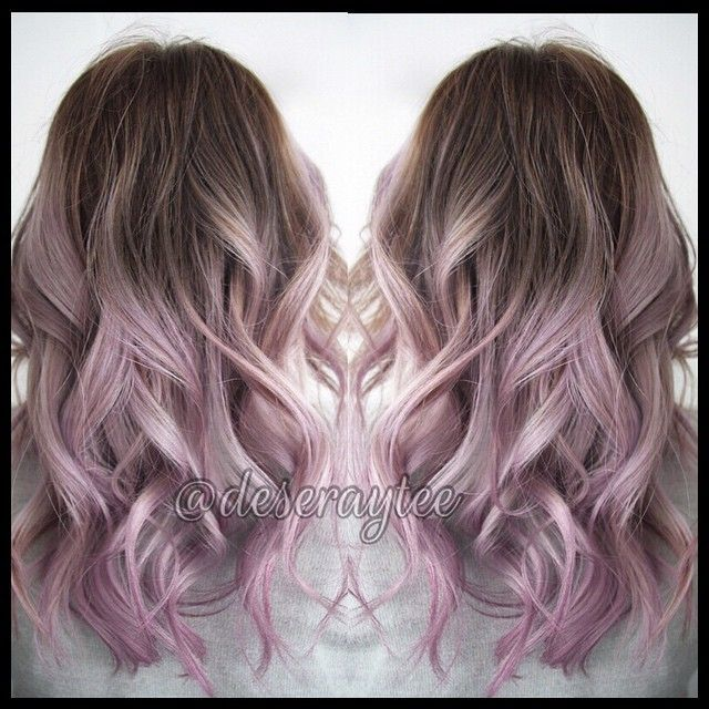 Beautiful silver rose hair color by @Deseraytee of Canada. View add'l posts of breathtaking styles: http://www.instagram.com/hotonbeauty HOT Beauty magazine: