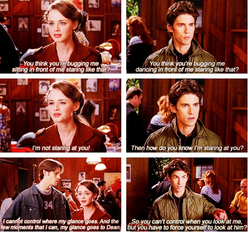 Gilmore Girls - one of my favorite episodes!