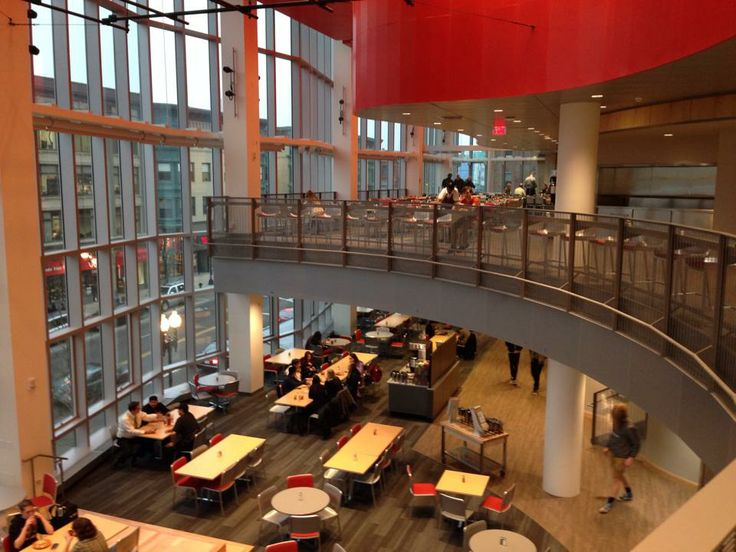 Berklee College Of Music 160 Massachusetts Avenue Cafeteria