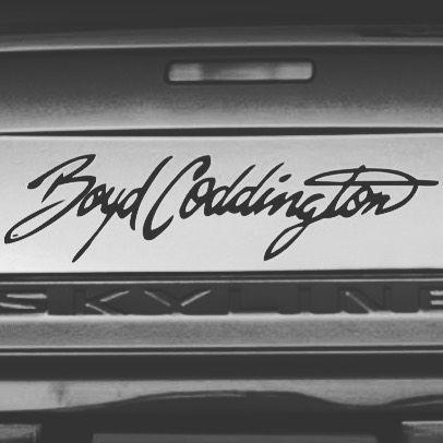 Boyd Coddington | #stickyedge #sticker #boydcoddington #boydcoddingtonwheels #hotrod #custom #car #ilkeston