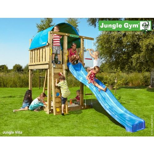 Jungle Gym Villa T401020 760 Active garden