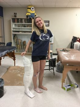 orthotics and prosthetics student-resident lifestyle blog | Heads, Shoulders, Knees, and Toes