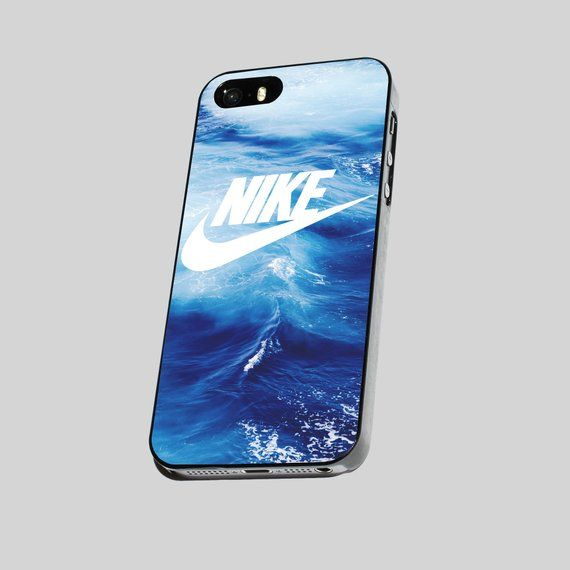 Blue Sea Nike Iphone 7 Case Nike Iphone 6 Case Nike Iphone 8 Case Iphone Cover Apple Case Iphone 7 Cases Nike Custom Phone Cases Nike Phone Cases