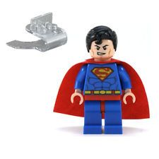 LEGO DC SH 76028 MINIFIGURE - SUPERMAN + SUPER JUMPER - BRAND NEW
