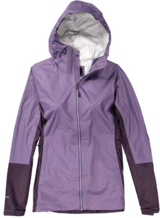 Mountain Hardwear Women's Exponent Rain Jacket Minky XL