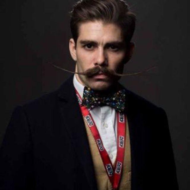 #beard #moustache #BeardManPL