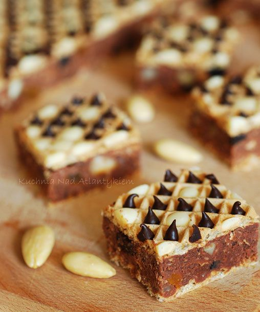 The Mazurek: a classic Polish Easter dessert... complicated but Beautiful! uses Nutella.ck
