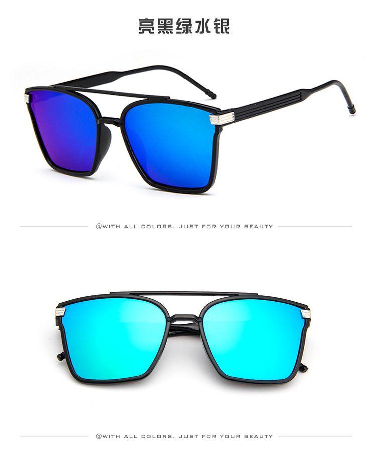 💬 #Солнцезащитные #Очки #женский #Моды #Летние #Солнечные #Дизайн #óculos #de #sol    #Пластиковой #Рамке   💰Цена: ₽153,22 руб. / шт.  📦Заказать:  http://ali.pub/npmvf