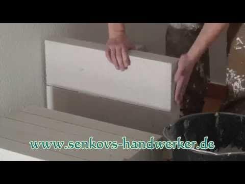 Küche Selber Bauen ,Bauanleitung Ytong Porenbeton Steine   YouTube
