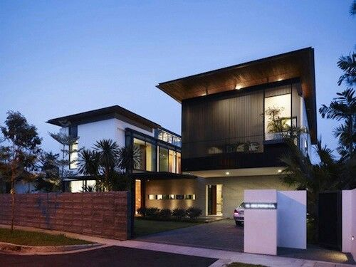 Interesting homes designs