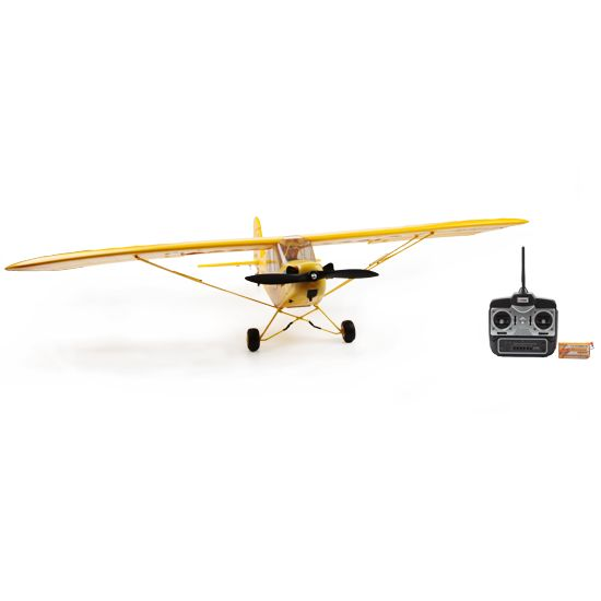 Piper J3 Cub 4CH 2.4GHz Brushless Electric RC Plane