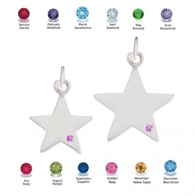 Is your story written in the stars?  It can be with these unique Oh My Giddy Aunt pendants or charms!