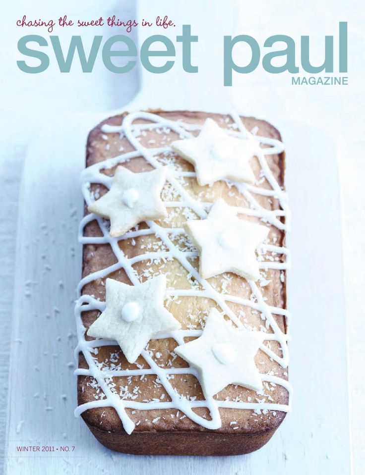Sweet Paul Magazine Winter2011 - Choco Kahula Pudding   Recipes Winter