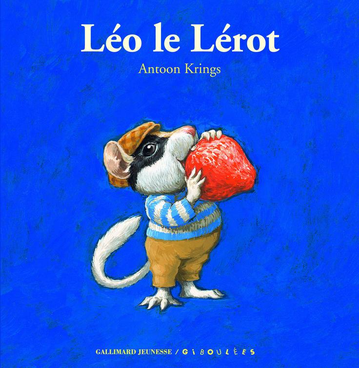 C'est bientôt l'hiver et Léo le lérot n'a plus rien à manger...!