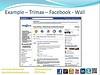 Social Media Marketing - Facebook Wall by trimaxsolutions1 Social Media Marketing