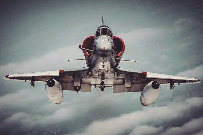 Military World â Douglas A 4 Skyhawk Aviones De Combate Aviones Militares Aviones