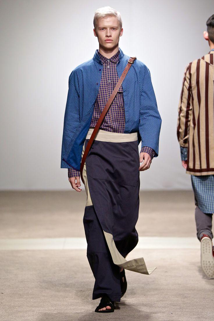 ALC Menswear AW17: Look 13 -- Photo: Simon Deiner at South African Menswear Week