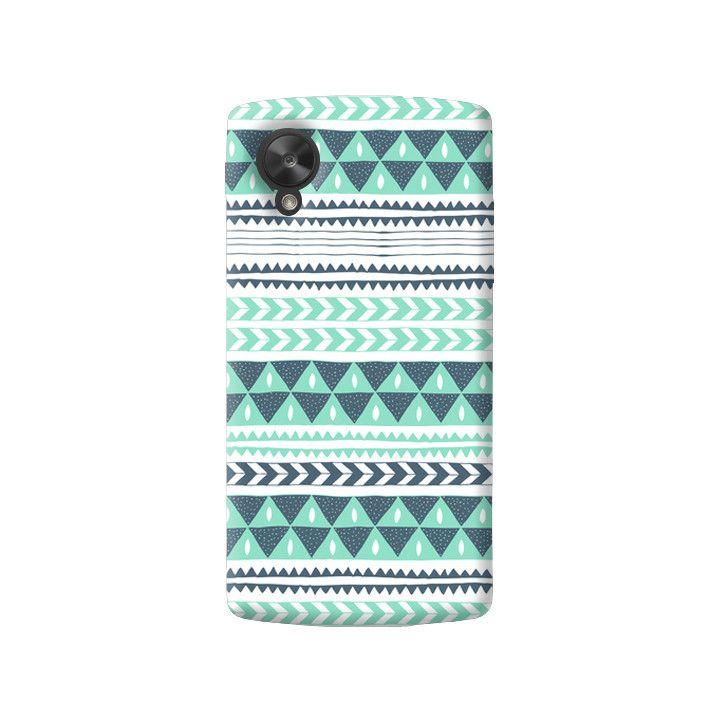 Winter Stripes LG Nexus 5 Case from Cyankart