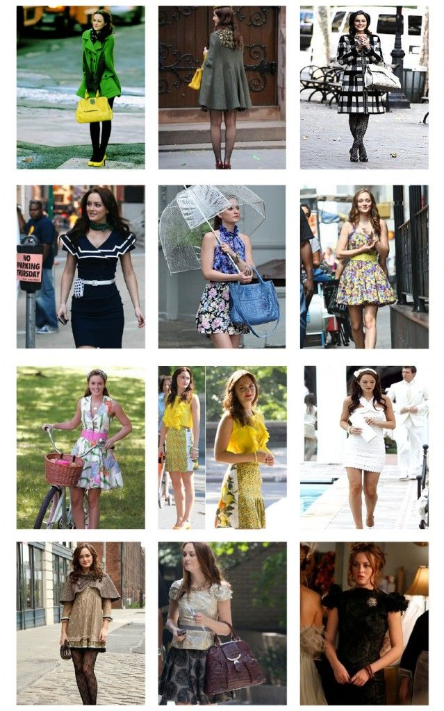 What Would Blair Waldorf Do. (WWBWD)