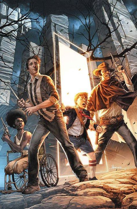 Le ka-tet de 19 bientôt réuni dans l'adaptation Marvel de The Dark Tower ! http://ift.tt/2eZDKSd