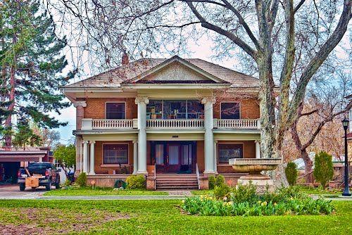 248 best houses images on pinterest arquitetura log for House plans ogden utah