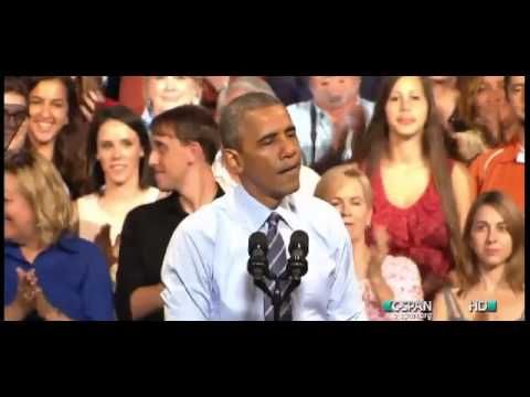 {WATCH} Obama Clip: 'I'm Just Telling The Truth Now' Because I Don't Have To Worry About Lying To Get Elected  JULY 10, 2014  HE WILL NEVER STOP LYING..... EVER!!  July 10, 2014