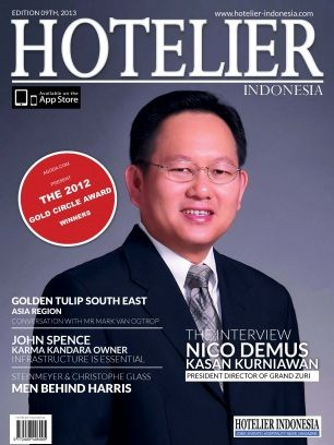 Hotelier Indonesia Edition - 09 digital magazine - Read the digital edition by Magzter on your iPad, iPhone, Android, Tablet Devices, Windows 8, PC, Mac and the Web.