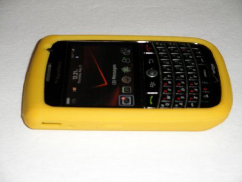 Buy Premium (YELLOW) Silicone Soft Skin Case Cover for RIM BlackBerry 9630 or BlackBerry 9650 NEW for 0.01 USD | Reusell