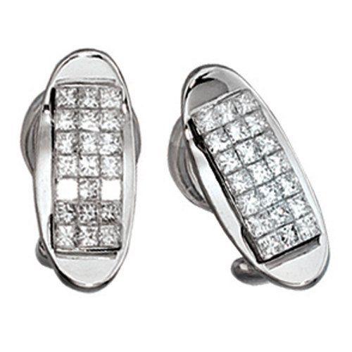 Damen-Stecker 42 Diamanten 18 Karat (750) Weißgold 1.0 ct. Dreambase, http://www.amazon.de/dp/B0097QH1G4/ref=cm_sw_r_pi_dp_YZkjtb1FH3QN9