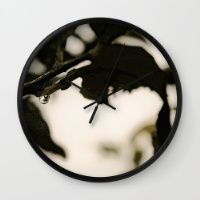 Drop Wall Clock Keep time with stylishly designed wall clocks.