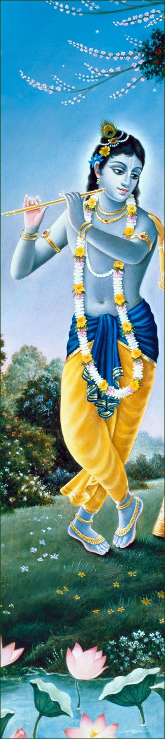 Krishna Lilas - The Nectarian Pastimes of the Sweet Lord