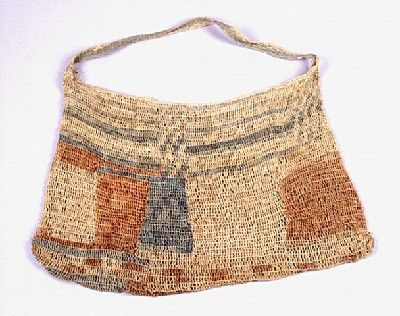 Mesh Bag - Ethnology Collections Database - Burke Museum
