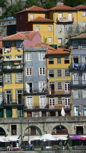 Ribeira do Porto (Porto's riverside), Portugal