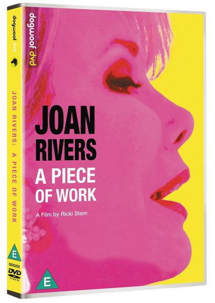 Joan Rivers A Piece of Work DVD