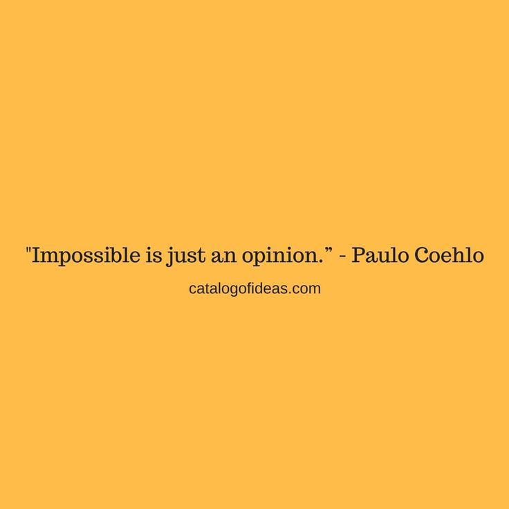Quote Rainbow to Brighten Your Day! Paulo Coehlo | A Catalog of Ideas