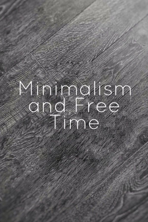 Minimalism and Free Time - Art as the Anchor: A minimalist lifestyle can give you more free time, keep reading this post to find out how!